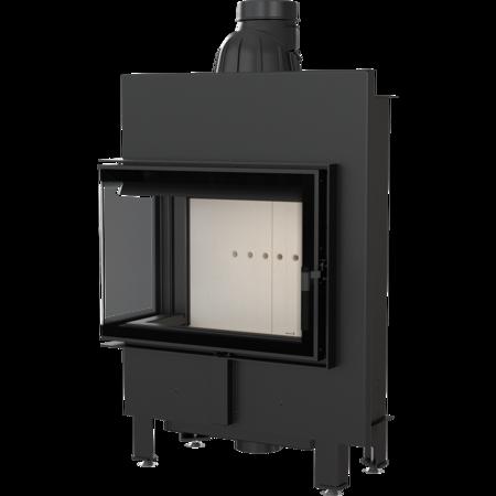DOSTAWA GRATIS! 30072664 Wkład kominkowy 8kW Lucy Slim BS (lewa boczna szyba bez szprosa) - spełnia anty-smogowy EkoProjekt