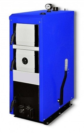 DOSTAWA GRATIS! 50072706 Kocioł zasypowy na węgiel 10kW z płaszczem wodnym (pojemność komory paliwa: 27 dm3) - spełnia anty-smogowy EkoProjekt