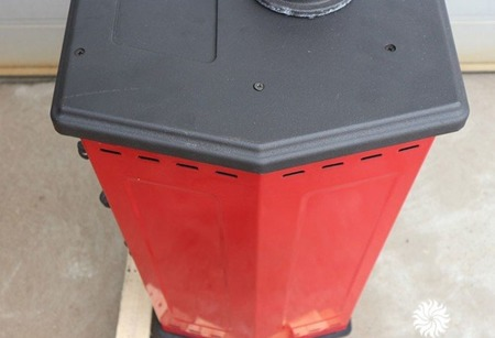 DOSTAWA GRATIS! 88872834 Piec wolnostojący MBS 2-11kW Hit (kolor: bordowy) - spełnia anty-smogowy EkoProjekt