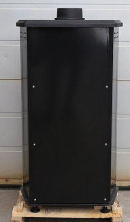 DOSTAWA GRATIS! 88872835 Piec wolnostojący MBS 11kW Hit (kolor: czarny)