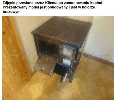 Kuchnia, angielka 7,5kW MINI II, Jawor z płaszczem wodnym (nieobudowana) 25969042