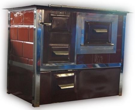 Kuchnia, angielka 9,5kW Monika, bez płaszcza wodnego 92238157