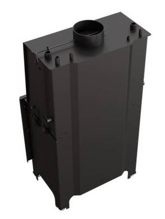 Wkład kominkowy 18kW AQUARIO A18 PW GLASS z płaszczem wodnym, wężownicą (szyba prosta) - spełnia anty-smogowy EkoProjekt 30065530
