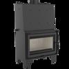 DOSTAWA GRATIS! 30046801 Wkład kominkowy 16kW AQUARIO O16 PW  z płaszczem wodnym, wężownicą (szyba prosta) - spełnia anty-smogowy EkoProjekt