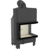 KONS Wkład kominkowy 13kW MBZ BS (prawa boczna szyba bez szprosa) - spełnia anty-smogowy EkoProjekt 30046776