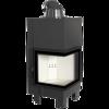 Wkład kominkowy 8kW MBN 8 BS (prawa boczna szyba bez szprosa) - spełnia anty-smogowy EkoProjekt 30055022